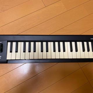 コルグ(KORG)のKORGのMIDIキーボード microkey-25(MIDIコントローラー)