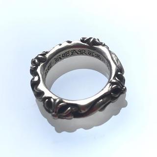 クロムハーツ(Chrome Hearts)のCHROME HEARTS クロムハーツ SBTバンドリング 10号 指輪(リング(指輪))