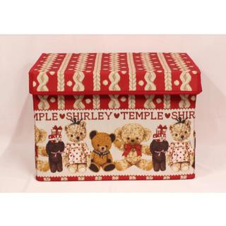 シャーリーテンプル(Shirley Temple)のシャーリーテンプル おもちゃ箱 二個(ノベルティグッズ)