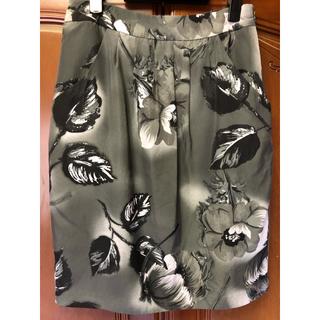 ローラアシュレイ(LAURA ASHLEY)のローラアシュレイ  スカート  美品(ひざ丈スカート)