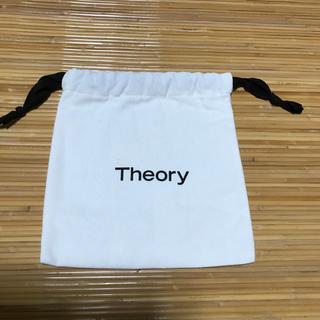 セオリー(theory)のセオリー ミニ布袋(ショップ袋)