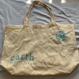 アースミュージックアンドエコロジー(earth music & ecology)のアースミュージック&エコロジー ショップバッグ(ショップ袋)