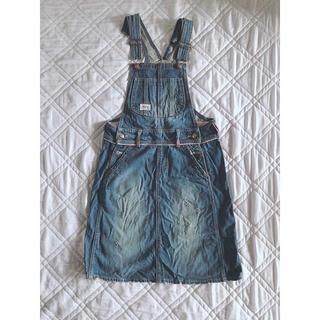 Betty Smith - デニムオーバーオールスカート