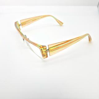 アランミクリ(alanmikli)のalin mikli アランミクリ ストライプ柄 メガネ 正規品(サングラス/メガネ)