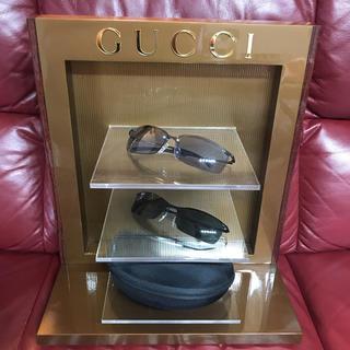 グッチ(Gucci)のGUCCI アイウェア用ディスプレイ棚 メガネ置き(棚/ラック/タンス)
