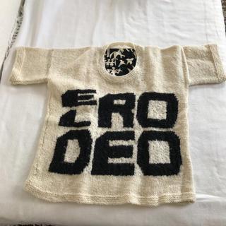 エルロデオ(EL RODEO)のエルロデオ☆半袖セーター2枚セット(ニット/セーター)