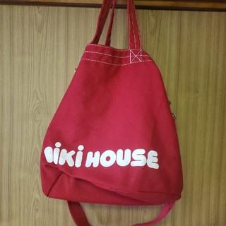 ミキハウス(mikihouse)のMIKIHOUSE ミキハウス マザーバッグ(マザーズバッグ)