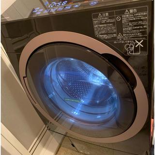 トウシバ(東芝)のドラム式洗濯乾燥機 TOSHIBA(衣類乾燥機)