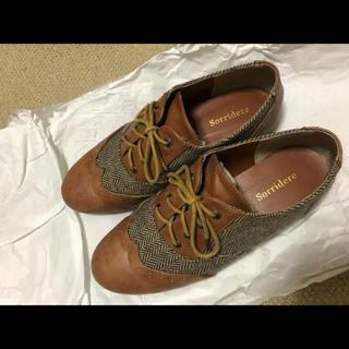 シマムラ(しまむら)のメダリオンシューズ(ローファー/革靴)