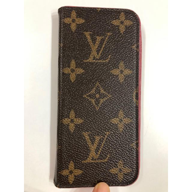 LOUIS VUITTON - Louis Vuitton スマホケースiPhone7.8の通販