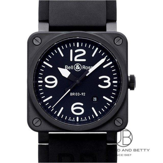 ベルアンドロス(Bell & Ross)のBell&Ross BR03-92 自動巻(腕時計(デジタル))