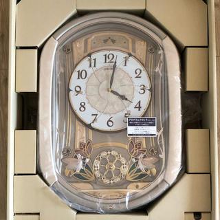 セイコー(SEIKO)のSEIKO    プログラムロック  からくり時計 RE567G(掛時計/柱時計)