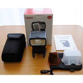 キヤノン(Canon)のCANONスピードライト 430EX III-RT(ストロボ/照明)