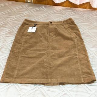 イーストボーイ(EASTBOY)のコーデュロイスカート(ひざ丈スカート)