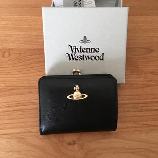 Vivienne Westwood - がま口折り財布 美品