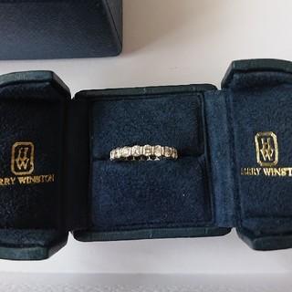 ハリーウィンストン(HARRY WINSTON)のハリー・ウィンストン バーセットリング(リング(指輪))