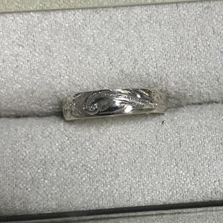 シルバー925 ハワイアンジュエリー ピンキーリング(リング(指輪))