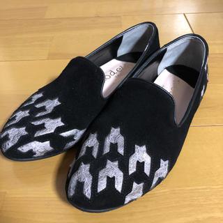 マドラス(madras)のスエード ローファー(ローファー/革靴)