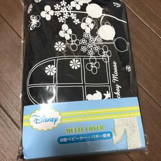 ディズニー(Disney)のB型専用 ベビーカー マルチカバー(ベビーカー/バギー)
