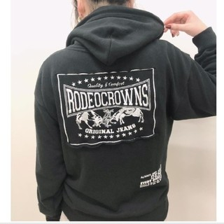 RODEO CROWNS WIDE BOWL - 完売品✩RODEO CROWNS✩RCWB✩カラーパッチパーカー