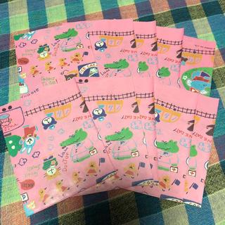 サンリオ(サンリオ)のビンテージ  サンリオの袋10枚(ラッピング/包装)