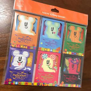 Disney - ディズニーリゾート ディズニーハロウィン メモ帳 おばけミッキー