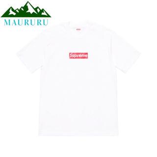 正規品 Supreme × SWAROVSKI 25th記念ボックスロゴTシャツ