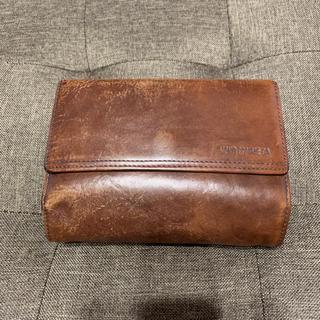 コムサメン(COMME CA MEN)の中古 財布(折り財布)
