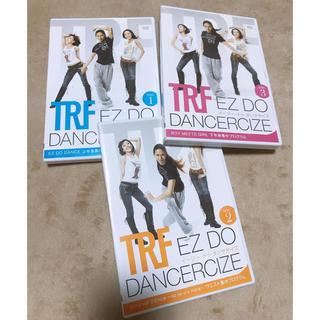 TRF EZ DO DANCERCIZE 3巻セットダンササイズ DVD(スポーツ/フィットネス)
