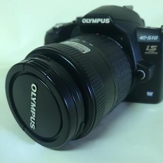 オリンパス(OLYMPUS)のOLYMPUS E-510(デジタル一眼)