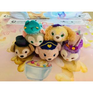 Disney - 【新品タグ付き】香港ディズニー限定 新作 ハロウィンツムツム全種セット