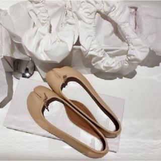 マルタンマルジェラ(Maison Martin Margiela)のマルジェラ 足袋 バレエシューズ(ハイヒール/パンプス)