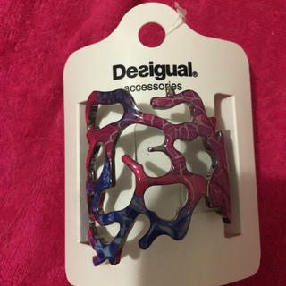 デシグアル(DESIGUAL)のDesigual デシグアル  サンゴ礁 ブレスレット(ブレスレット/バングル)