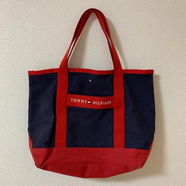 TOMMY HILFIGER(トミーヒルフィガー)のTommy hilfiger トートバッグ メンズのバッグ(トートバッグ)の商品写真