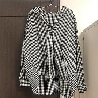 フリークスストア(FREAK'S STORE)のギンガムチェックスキッパーシャツ(シャツ/ブラウス(長袖/七分))