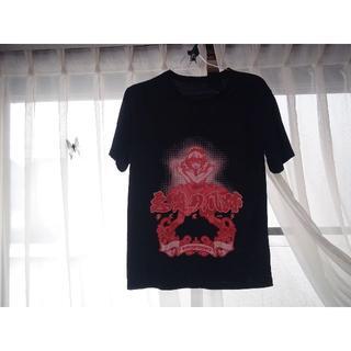 セガ(SEGA)のSEGAのTシャツ(フリーサイズ) 黒 非売品(Tシャツ/カットソー(半袖/袖なし))
