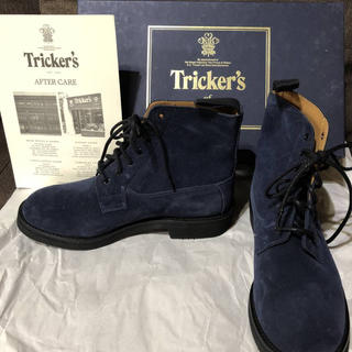 トリッカーズ(Trickers)のtricker'sトリッカーズレディース新品22.5-23 3ハーフ定番レア(ブーツ)