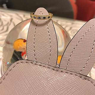 ティファニー(Tiffany & Co.)のティファニー K18YG サファイア ダイヤモンド ピンキーリング(リング(指輪))