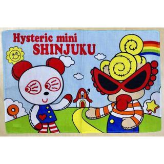 ヒステリックミニ(HYSTERIC MINI)のヒスミニ☆限定☆正規品☆新品☆ランチクロス☆ハンカチ☆SHINJUKU(弁当用品)