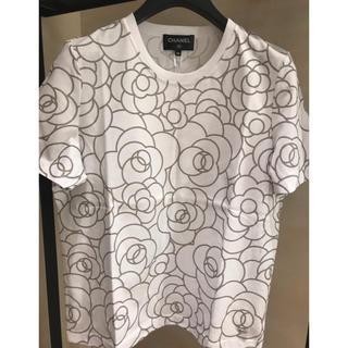 シャネル(CHANEL)のCHANEL テイシャツ 美品 人気(Tシャツ(半袖/袖なし))
