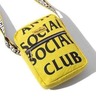 アンチ(ANTI)の確実正規It's The Remix Yellow Side Bag  assc(ショルダーバッグ)