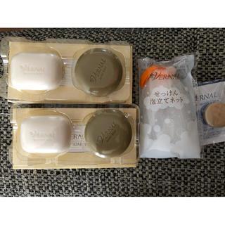 ヴァーナル(VERNAL)のヴァーナル ソープ石鹸 キハナ 6点セット(洗顔料)