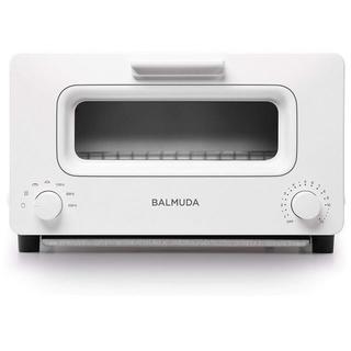 バルミューダ(BALMUDA)の【kitaaaa*様専用】BALMUDA バルミューダ トースター ホワイト(調理機器)