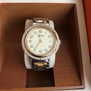 エルメス(Hermes)のエルメスクリッパーボーイズサイズ(腕時計)