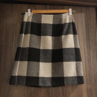 エヌナチュラルビューティーベーシック(N.Natural beauty basic)のタイトスカート ♡値下げしました♡(ミニスカート)