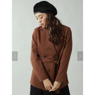 ローズバッド(ROSE BUD)のジャケット ローズバッド フレイアイディー ミラオーウェン(テーラードジャケット)