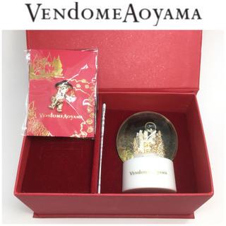 ヴァンドームアオヤマ(Vendome Aoyama)のろんろん。様専用 ヴァンドーム青山 スノードーム&くまピンバッチ(その他)