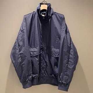 ビームス(BEAMS)のSSZ AH.  NYPD JACKET Mサイズ ネイビー 紺  BEAMS (ナイロンジャケット)