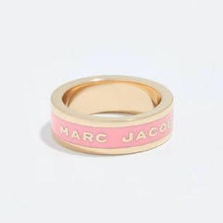 マークジェイコブス(MARC JACOBS)のマークジエィコブス リング ピンク  (リング(指輪))