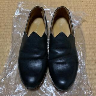 ネストローブ(nest Robe)のhcubuch フーブ 革靴(ローファー/革靴)